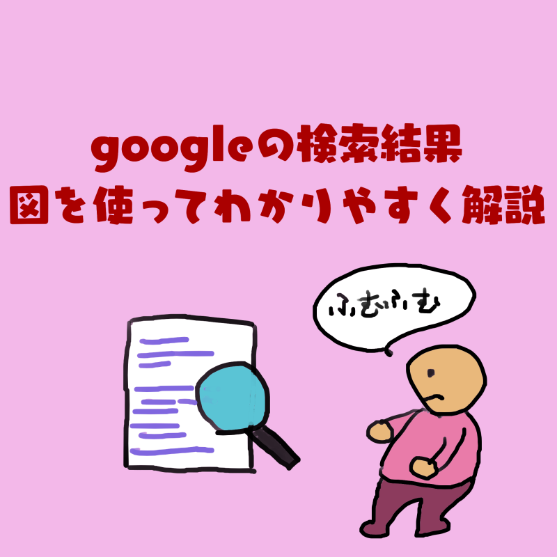 google検索結果を解説